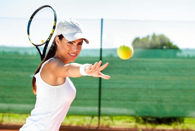 £12 instead of up to £27 for three 1-1½ hour tennis lessons at Uxbridge Lawn Tennis Club, Middlesex - save up to 56%