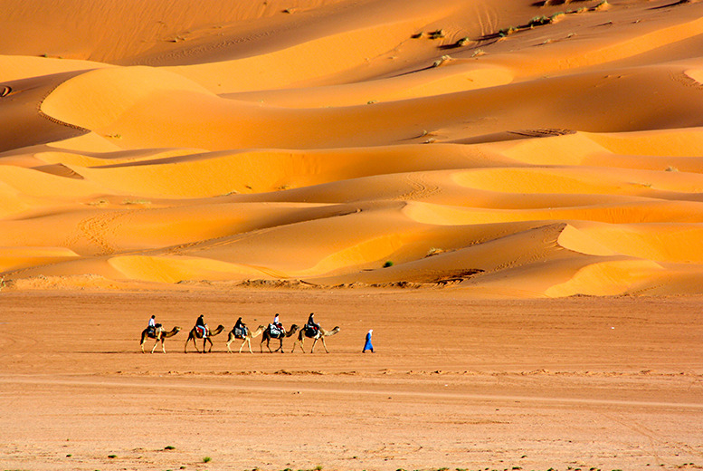 From £419pp (from Encounters Travel) for an 8nt tour or Morocco inc. Marrakesh, Todra Gorge & Tinghir - save up to 25%