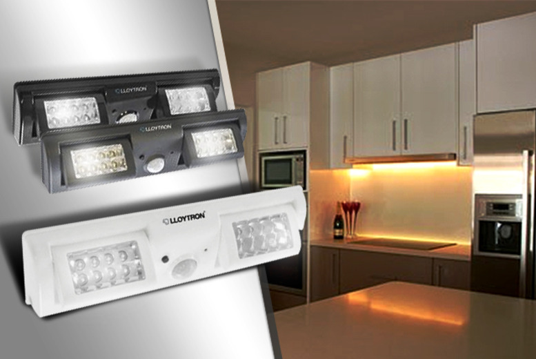 £7 instead of £24.99 (from Groundlevel.co.uk) for an 8-bulb under-cupboard strip light, or £11 for a 16-bulb light - save up to 72%