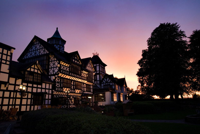 £59 (at the Wild Boar Hotel, Cheshire) for a 1-night stay for 2 inc. breakfast, £99 for 2 nights or £147 for 3 nights - save up to 49%