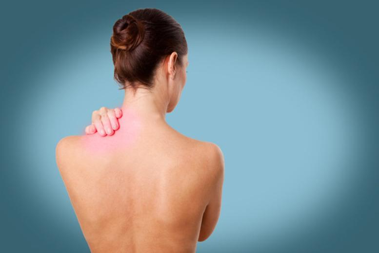 £27 for a chiropractic package inc. consultation, scan, 2 treatments and more at Back to Health Clinic, 5 locations - save 90%