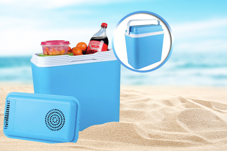 £29 instead of £54 (from Zoozio) for a 22-litre 12V portable cool box perfect for picnics and family outings - save 46%