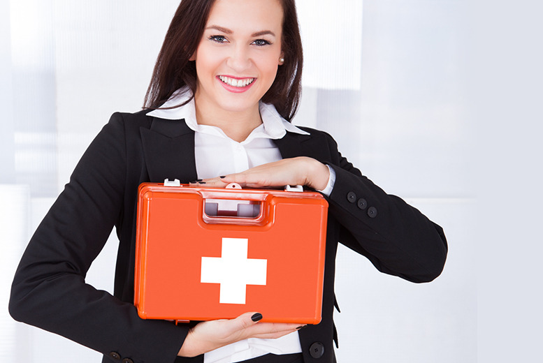 £19 instead of £100 (from E-Careers) for an online first aid for work and family course - save up to 81%
