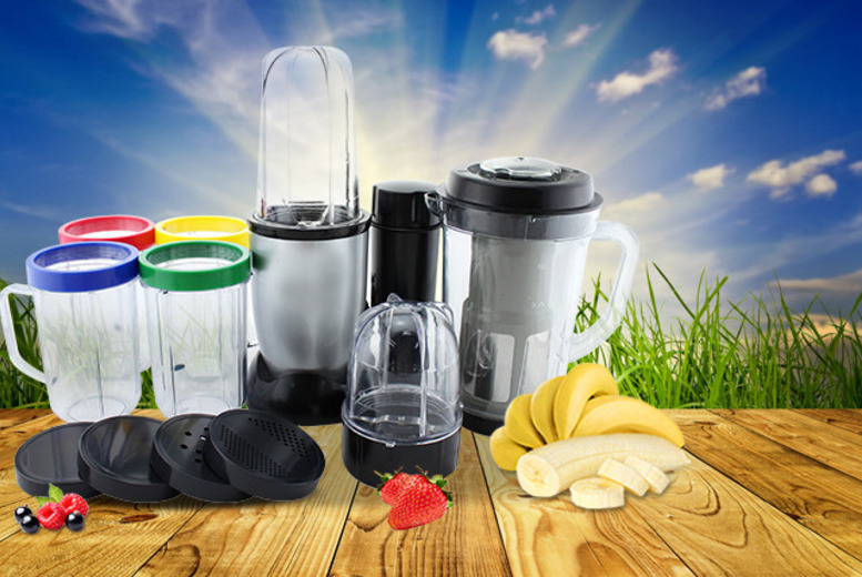 £19.99 instead of £59.99 (from Gadget Station) for a 17-piece multi purpose blender - save 67%