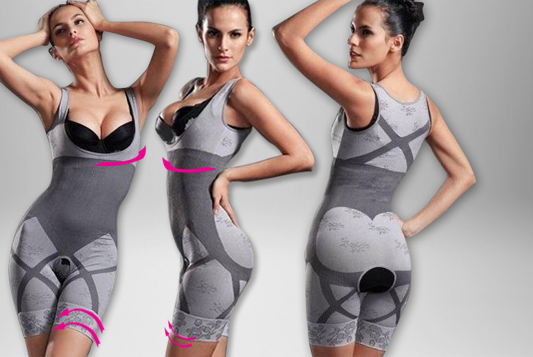 £8.99 instead of £119.99 (from Beautyfit) for a natural bamboo body shaper valid in two sizes - save 93%