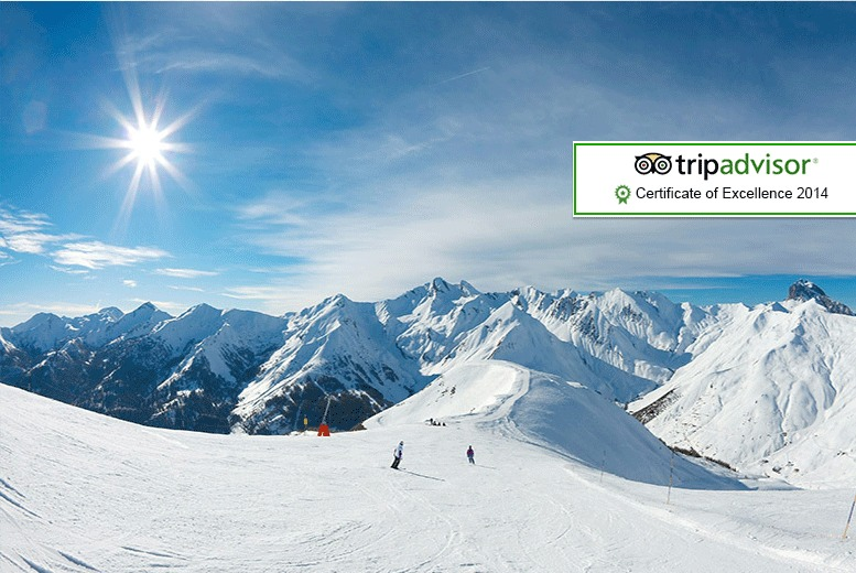 £149pp instead of £197.65 (at Apsley Ski Lodge) for a 5nt Austrian ski lodge break inc. breakfast, or £199pp for 7nts - save up to 25%