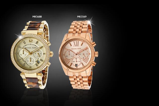 89b54ae3b023 Michael Kors Watch - 6 Designs!