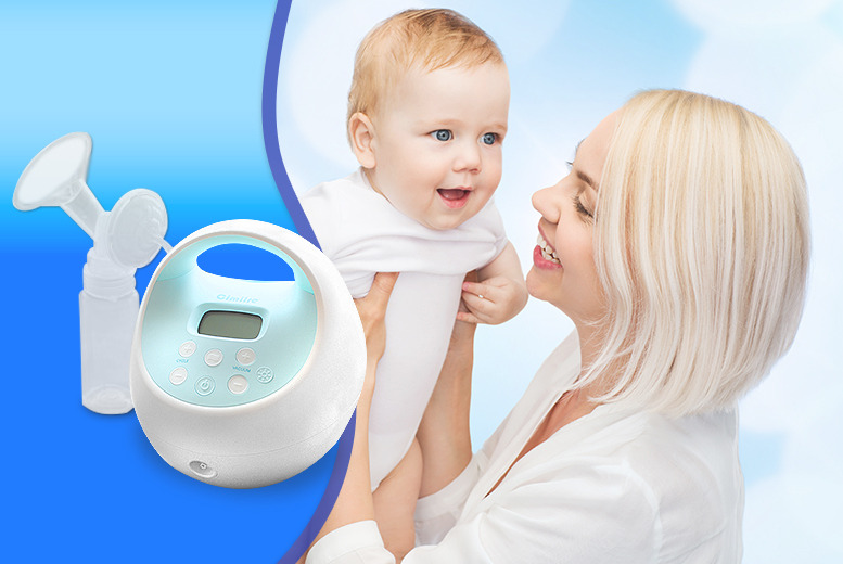 £119.99 instead of £175 (from Ana Wiz) for a Spectra S1 Hospital Grade double electric breast pump and rechargeable battery - save 31%