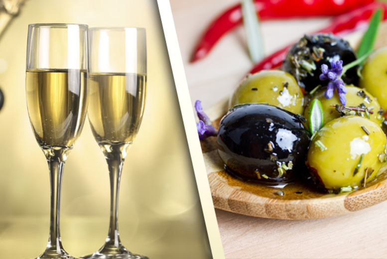 £9.99 for a bottle of Prosecco and gourmet nibbles for 2, £19.50 for 4 people, £29 for 6 at The Bridge Wine Bar, Clapham - save up to 71%