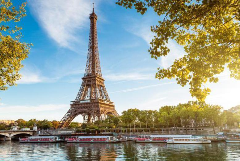 £99pp (from Airbridge Travel) for a day trip to Paris inc. Eurostar tickets and a river cruise or £139pp for an overnight stay - save up to 33%