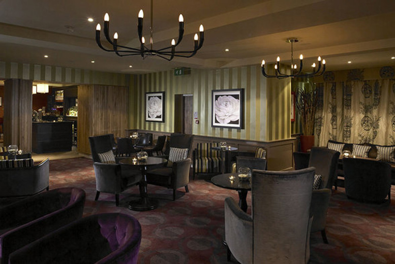 £89 (at Hallmark Hotel, Manchester) for a 1-night stay for 2 inc. b'fast, tapas, access to spa facilities & a £25 spa treatment voucher - save up to 45%