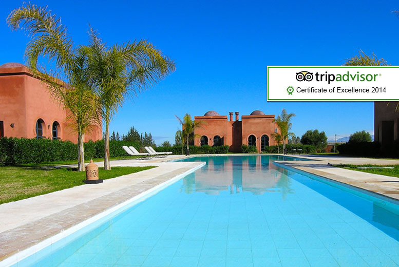 From £99pp (from ClearSky Holidays) for a 2-night 4* Marrakech break including flights and breakfast, from £149pp for 3 nights - save up to 24%