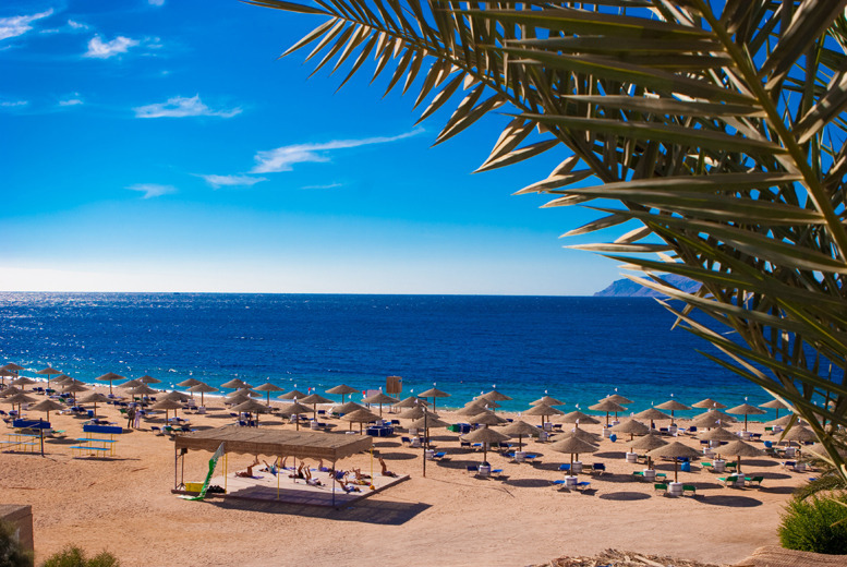 From £249pp (from ClearSky Holidays) for a 3nt all-inclusive Sharm el-Sheikh break inc. flights, 5nts from £289pp or 7nts from £309pp