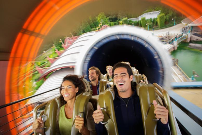 £99 for a Disneyland® Paris trip inc. Disneyland® day pass and return coach travel from a choice of 15 UK locations with Coach Innovations - save 34%