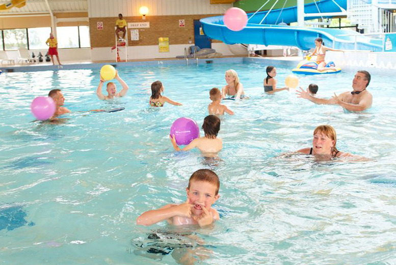 From £79 (from Pontins) for a two-night self-catered peak summer holiday break for up to 4 people at a choice of 4 coastal parks - save up to 33%