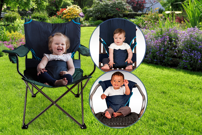 £11.99 instead of £23.51 (from Totseat Ltd) for a Totseat chair harness - save 49%