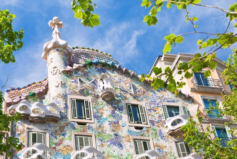 From £89pp (from ClearSky Holidays) for a 2-night Barcelona break including return flights, from £149pp for 3nts - save up to 25%
