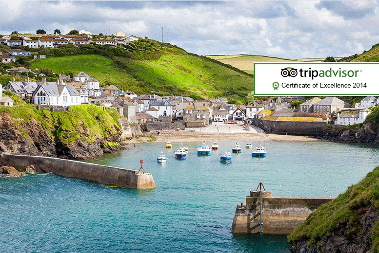 £79 instead of up to £216 (from Pentire Haven Holiday Par