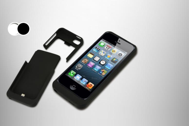 £10 instead of up to £28.99 (from D2D) for a charging case for iPhone 4 or iPhone 5 - save up to 66%