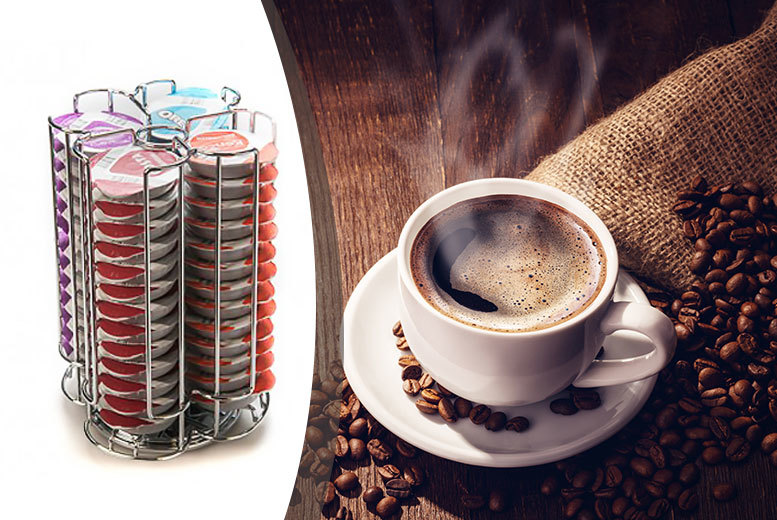 tassimo coffee pod holder