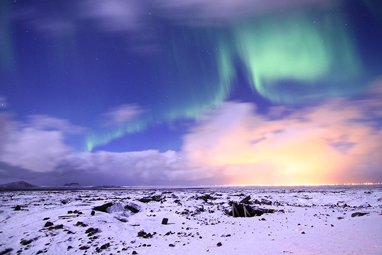 From £129pp (from Weekender Breaks) for a two-night Iceland stay with flights, from £169pp for three nights - save up to 24%