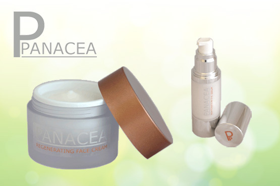 £25 instead of £125 for 'Regenerating' Face Cream and 'Rehydration' Eye Serum from Panacea – feel beautiful and save 80%