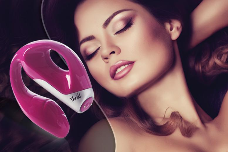 £22 instead of £99 (from Morello Red) for a We-Vibe™ Thrill with 8 speed settings - save 78% + DELIVERY INCLUDED!