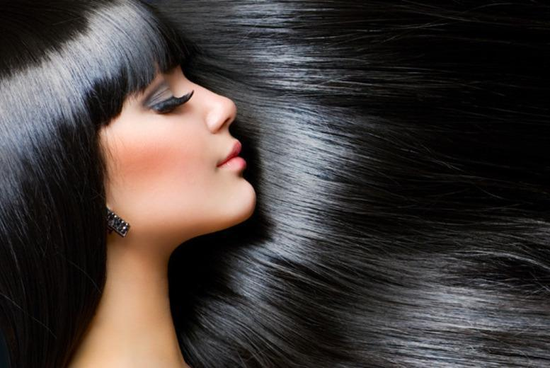"£79 for a half head of 16"" Remy human hair extensions, or £99 for a full head at Millicents Hair and Beauty, Digbeth - save up to 82%"