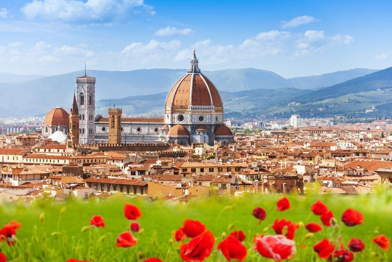 From £89pp instead of up to £198.01pp (from ClearSky) for a 2nt Florence break inc. flights and breakfast, from £129pp for 3nts - save up to 55%