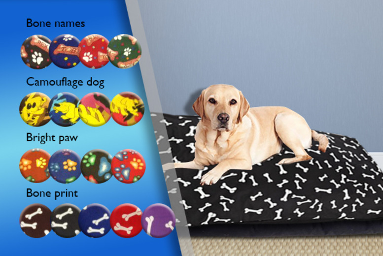 £6.99 instead of £29.99 (from Groundlevel.co.uk) for an extra soft pet bed - pick from 17 designs and save 77%