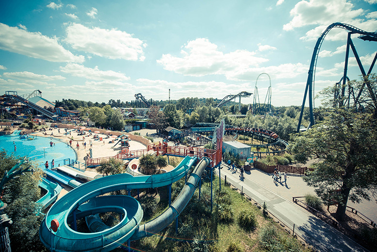 We're giving away a trip to THORPE PARK for 4 including overnight accommodation at THORPE SHARK hotel, unlimited Fastrack and exclusive 'Summer Nights' access!