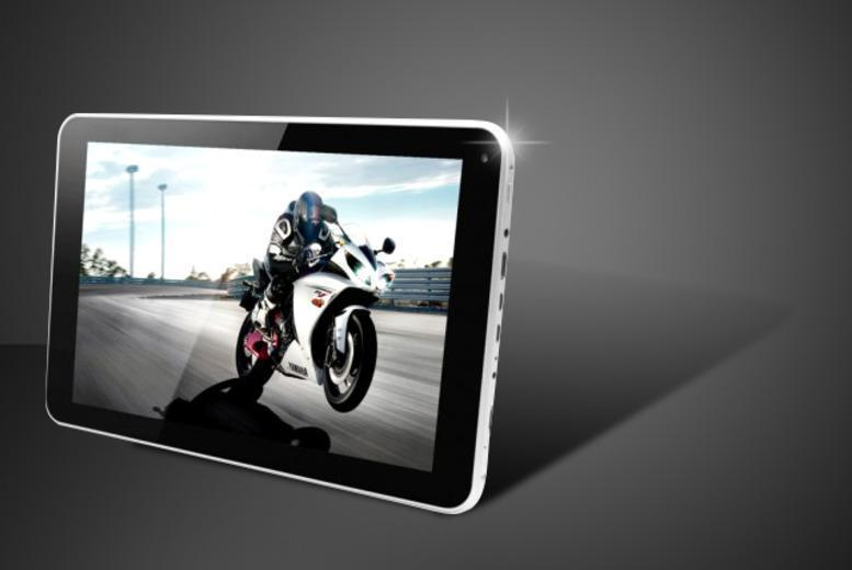 """£79 instead of £220 (from Whitebox) for a 10.1"""" dual core tablet - save 64%"""