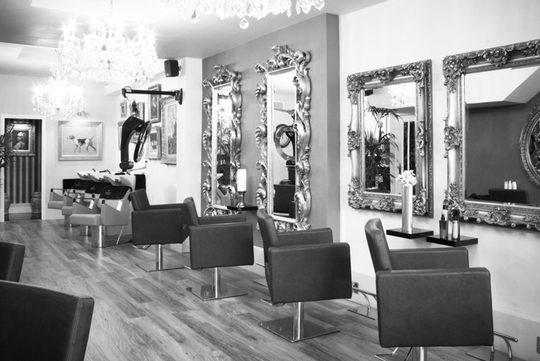 From £19 instead of up to £64 for a wash, cut, L'Oréal condition and blow dry with a senior stylist at Fairfax London - save up to 70%
