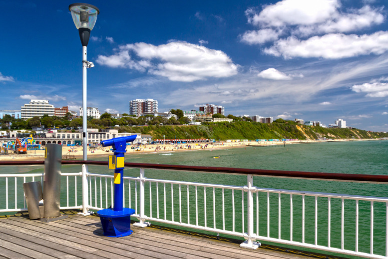 £59 (at Durley Dean Hotel) for a 1-night Bournemouth stay for 2 inc. breakfast and access to leisure facilities, or £99 for 2 nights - save up to 39%