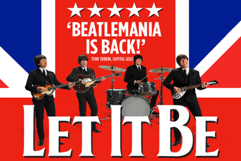 From £29.50 for a ticket to see 'Let It Be' live at the Garrick Theatre, Charing Cross - save up to 34%