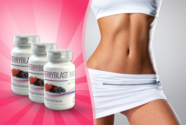 £14 (from GB Supplement) for 3-month* supply of Berry Blast capsules, £18 for super strength capsules - save up to 88% + DELIVERY INCLUDED!