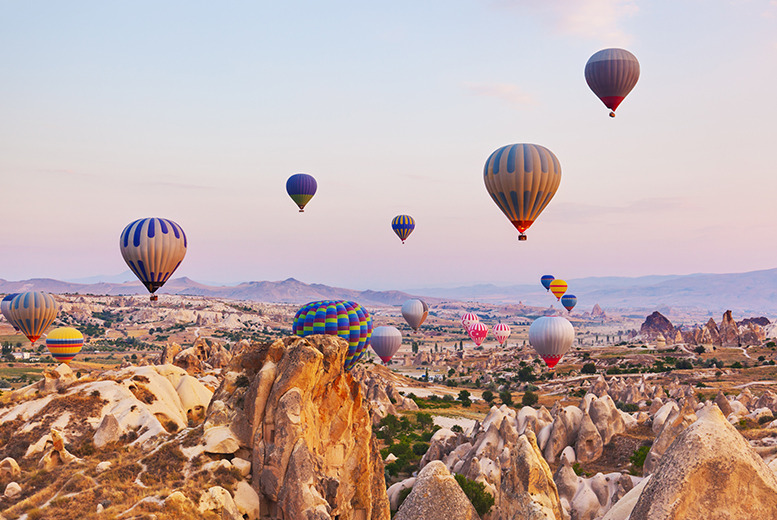 From £159pp (from Wow Travel) for a 7-night Turkey tour including 4* accommodation, flights, transfers and tours