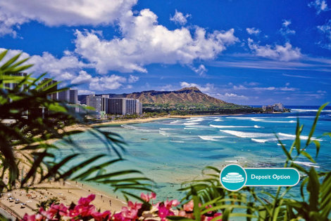 From £1099pp (with ClearSky Holidays) for a 7nt Hawaii and Las Vegas break with return flights, from £1199pp for 10 nights or pay a £150 deposit today - save up to 35%