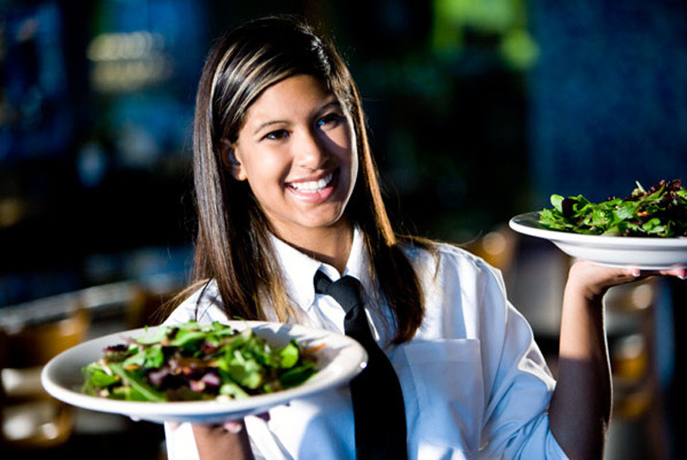 £19 instead of £199.99 (from Oplex Careers) for an online restaurant hospitality course - save 90%