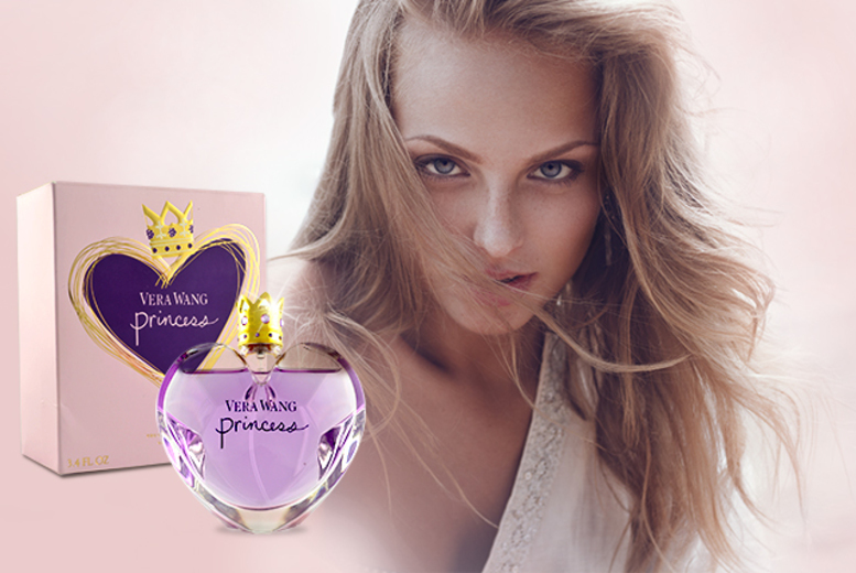 £16.99 instead of £46.01 for a 50ml bottle of Vera Wang Princess eau de toilette or £22 for a 100ml bottle from Deals Direct - save up to 63%