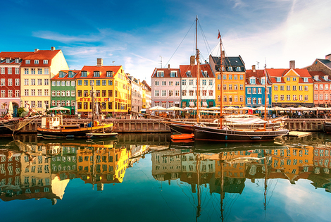 From £79pp (from ClearSky Holidays) for a two-night Copenhagen break including flights and a canal cruise option,  from £129pp for three nights - save up to 52%