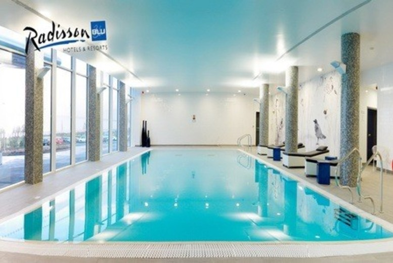 £35 for a four-hour spa experience with two treatments for one person, £69 for two people at Serenity Beauty Rooms @ Radisson Blu - save up to 59%