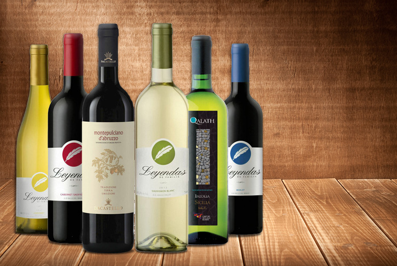 £29.99 instead of £59.94 (from Oakbridge Wines) for a case of 6 summer wines - choose from 4 selections and save 50%