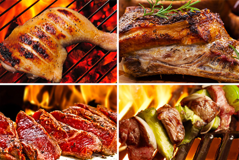£39 instead of up to £84.67 (from Highlands Foods) for a luxury organic BBQ hamper - pick from three fab bundles and save up to 54%
