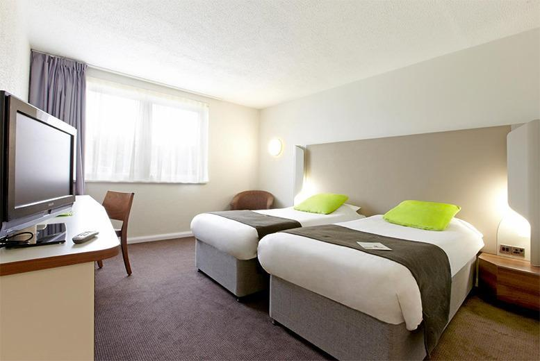 £29 (at Campanile Bradford, Yorkshire) for a 1-night stay for 2 including breakfast and late checkout, £50 for 2 nights - save up t