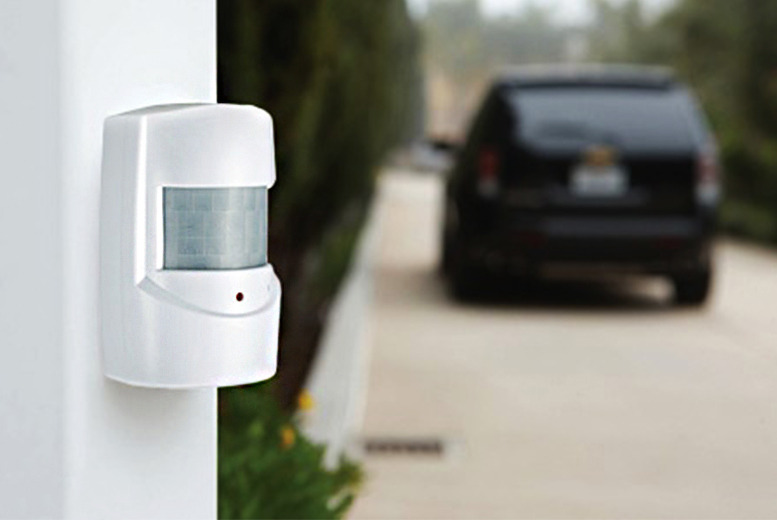 £15 instead of £34.99 (from Tooltime) for a wireless driveway security alarm system - save 57%