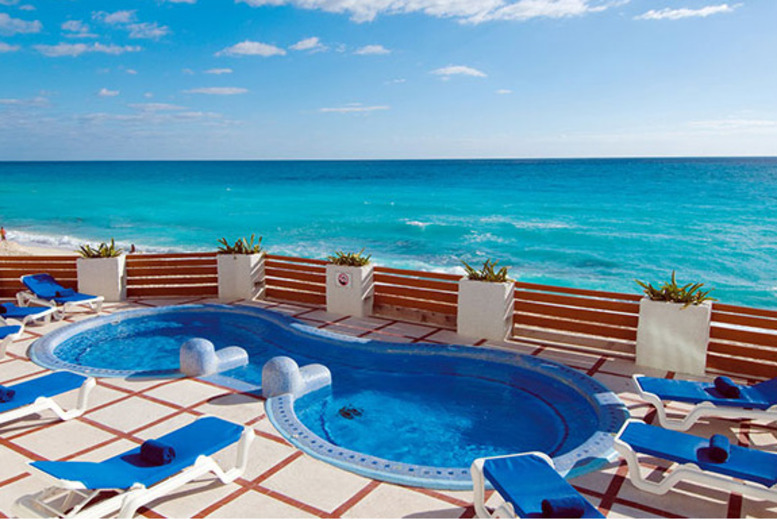 From £699pp instead of up to £1029.43pp (from iFly) for a 7-night all-inclusive Cancun break with flights - save up to 32%