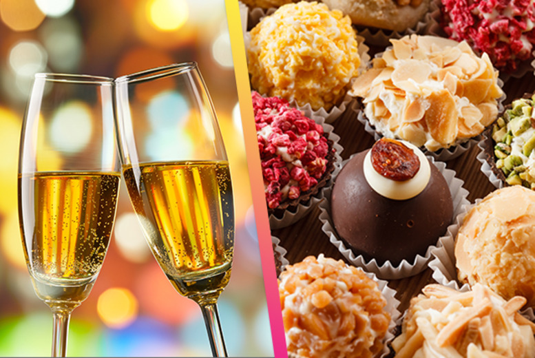 £39 instead of £86 for a chocoholics afternoon tea for 2 at David Leslie, London - save up to 55%