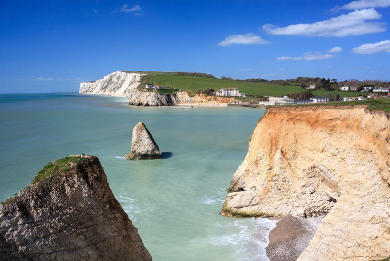 £44 instead of up to £120 for a luxury Isle of Wight day trip inc. return ferry travel with Luxury Travels and Tours - save up to 63%