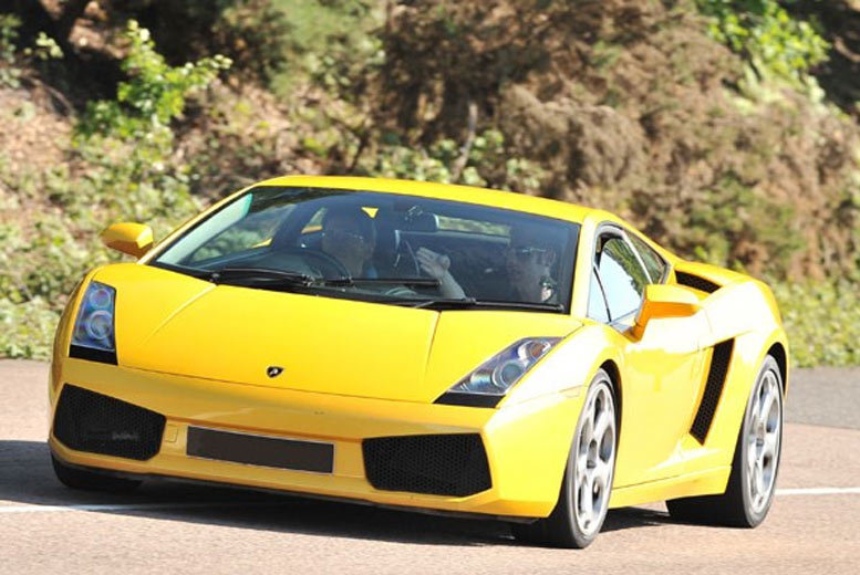 £99 instead of £149 for a Lamborghini or Aston Martin thrill driving experience from Buyagift - choose from 20 locations and save 34%!